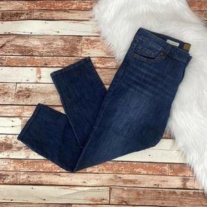 KUT From The Kloth Bardot Boyfriend Jeans Sz 14